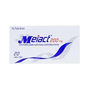 Meiact 200Mg