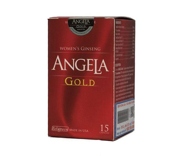 Viên sâm Angela Gold Ecogreen