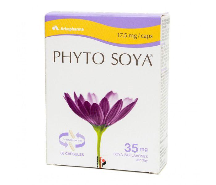 Viên uống bổ sung nội tiết tố nữ Phyto Soya 17,5mg 60 viên