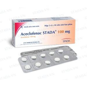 Aceclofenac Stada® 100 Mg
