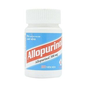 Allopurinol 300Mg Lọ Domesco