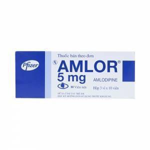 Amlor 5 Pfizer