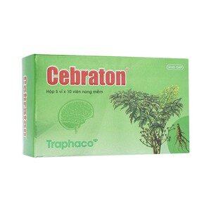 Cebraton - Tăng Cường Trí Nhớ