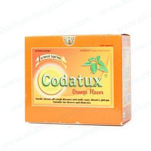 Kẹo Codatux Hương Cam Adc 100 Gói X 2 Viên