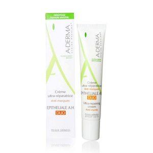 Kem Liền Sẹo A-Derma Epitheliale A.h Duo Ultra-Repairing Cream 40Ml