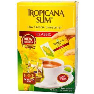 Đường Bắp  Ăn Kiêng Tropicana Slim Classic 50 Gói