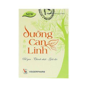 Viên Uống Giải Độc Gan Dưỡng Can Linh Việt Đức 40 Viên