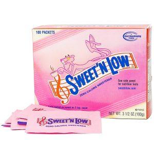 Đường Gói Ăn Kiêng Sweet'n Low 100 Gói