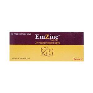Emzinc 20Mg  10X10