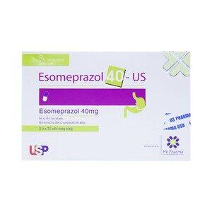 Esomeprazol 40 Us Pharma