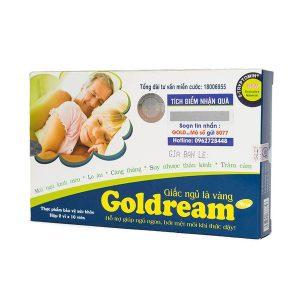 Viên Uống Hỗ Trợ Điều Trị Bệnh Mất Ngủ Goldream Imc 20 Viên