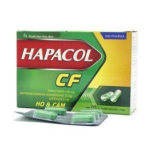 Hapacol Cf