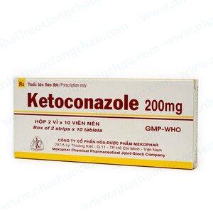 Ketoconazole 200Mg