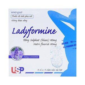 Ladyformine 80Mg  4X4