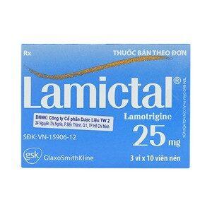 Lamictal 25Mg