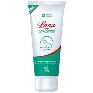 Kem Dưỡng Da Tay Chiết Xuất Lô Hội Lana Hand Cream 80G
