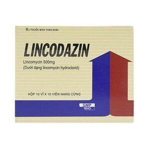 Lincodazin 500Mg