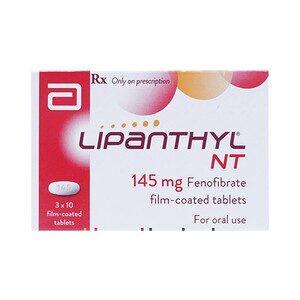 Lipanthyl 145Mg