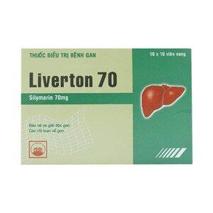 Liverton 70Mg