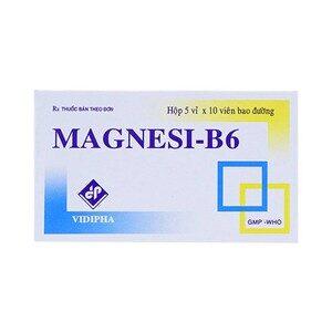 Magnesi B6 470Mg
