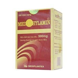 Mediphylamin 500Mg