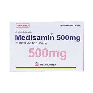 Medisamin 500Mg