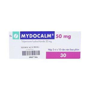 Mydocalm 50Mg