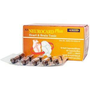 Na Neurocard Plus 250Mg
