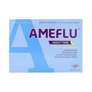 New Ameflu Night Time