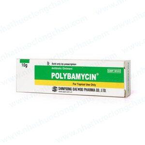 Polybamycin 400Iu