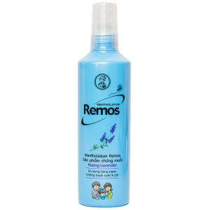 Xịt Chống Muỗi Remos Lavender 150Ml