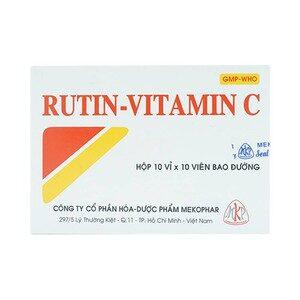 Rutin- Vitamin C