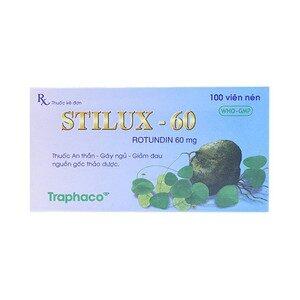 Stilux - Viên Uống Gây Ngủ Nguồn Gốc Thảo Dược