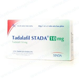 Tadalafil Stada® 10 Mg