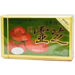 Viên Uống Hỗ Trợ Ngừa Ung Thư, Bảo Vệ Gan Thuần Linh Chi 50 Gói