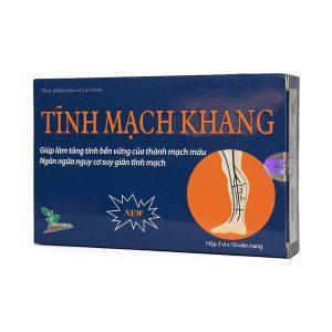 Tĩnh Mạch Khang Viên Uống Ngừa Suy Giãn Tĩnh Mạch