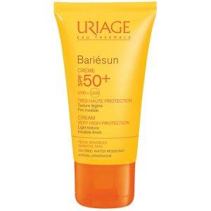 Kem Chống Nắng Cho Da Nhạy Cảm Uriage Bariésun Cream Spf50+ 50Ml