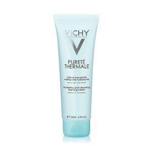 Sữa Rửa Mặt Vichy Pureté Thermale Hydrating & Cleansing Foaming Cream 125Ml