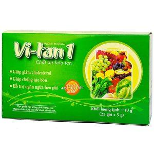 Chất Xơ Hòa Tan Vi-Tan 1 22 Gói