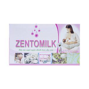 Viên Lợi Sữa Zentomilk 30 Viên