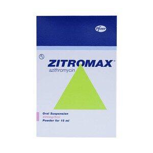 Zithromax 200Mg/5Ml
