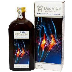 Nước Uống Bổ Xương Khớp Duo Vital 500Ml