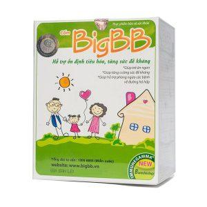 Cốm Giúp Trẻ Ăn Ngon Bigbb 16 Gói