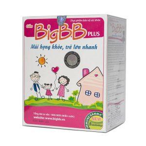 Cốm Bigbb Plus - Mũi Họng Khoẻ, Trẻ Lớn Nhanh