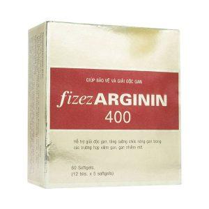 Fizer Arginin 400 12X5