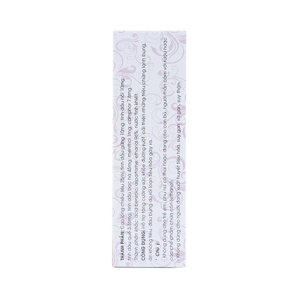 Dung Dịch Uống Tăng Cường Sức Khỏe Đường Ruột Con Rồng Mekopha 50Ml