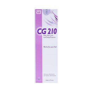 Tinh Chất Ngăn Rụng Tóc Nữ Cg 210 Anti-Hair Loss And Scalp Essence 80Ml