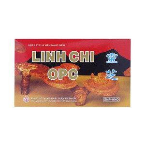 Linh Chi - Điều Hòa Huyết Áp, Giảm Cholesterol