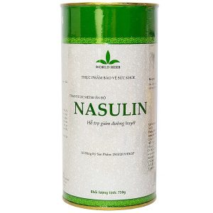 Thảo Dược Methi Ấn Độ Nasulin 750G