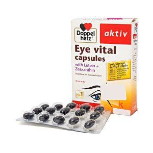 Viên Uống Tăng Cường Thị Giác Aktiv Eye Vital 30 Viên